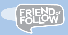 Friend or Follow Logo