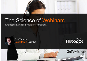 Science of Webinars