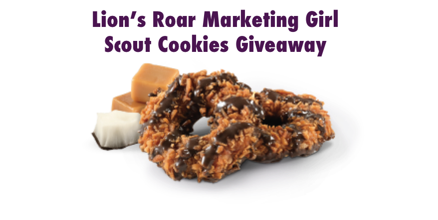 Girl Scout Cookies Giveaway